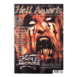 REVISTA HELL AWAITS Nº41