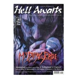 REVISTA HELL AWAITS Nº42