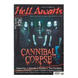 REVISTA HELL AWAITS Nº43