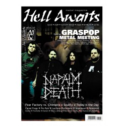 REVISTA HELL AWAITS Nº49