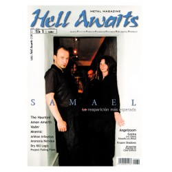 REVISTA HELL AWAITS Nº51