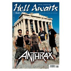 REVISTA HELL AWAITS Nº52