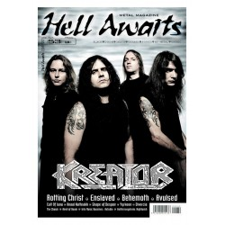 REVISTA HELL AWAITS Nº53