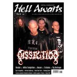REVISTA HELL AWAITS Nº54