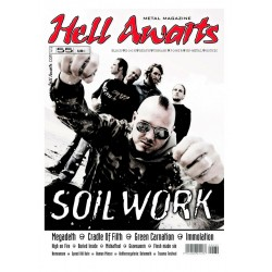 REVISTA HELL AWAITS Nº55