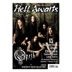 REVISTA HELL AWAITS Nº61