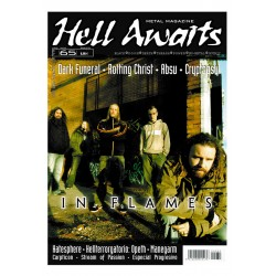 REVISTA HELL AWAITS Nº65