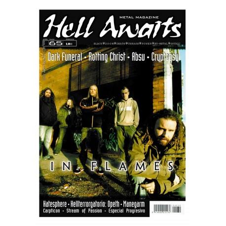 REVISTA HELL AWAITS Nº65