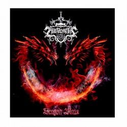 """BLAZEMTH - Dragon Blaze  12"""" Vinilo negro"""