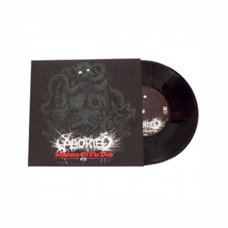 """ABORTED - Scriptures Of The Dead 7"""""""