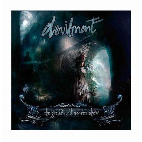 """DEVILMENT - The Great And Secret Show  2LP 12"""""""