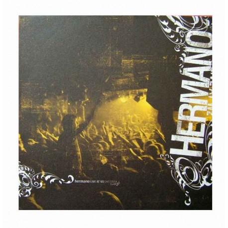 "HERMANO - Live At W2 12"" Yellow"