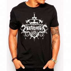 Camiseta Negra BLAZEMTH (logo blanco) PRE-ORDERS