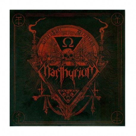 "MARTHYRIUM/ERED - ""Psalms of Plagues & Cult of Death"" 7"""