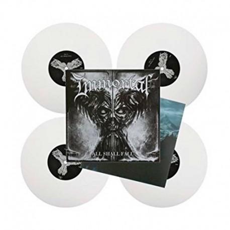 IMMORTAL - All Shall Fall (LP BOX)