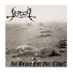 "TERDOD - No Peace For Our Time! 7"" Ed. Limitada"