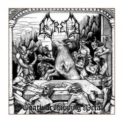 ERED - Goatworshipping Metal CD.