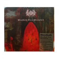 BLOODBATH - Bloodbath Over Bloodstock CD BOX  (CD+DVD)