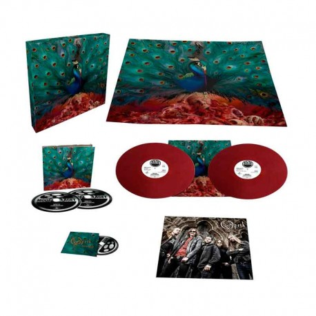 OPETH - Sorceress  BOX SET, Limited Edition