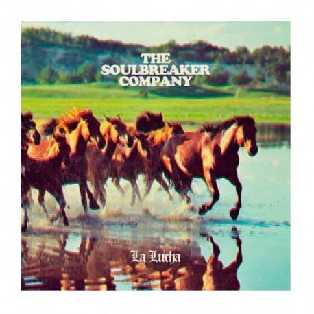 THE SOULBREAKER COMPANY - La Lucha  CD
