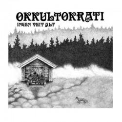 OKKULTOKRATI - Ingen Veit Alt CD