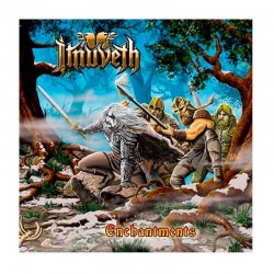 ITNUVETH - Enchantments CD