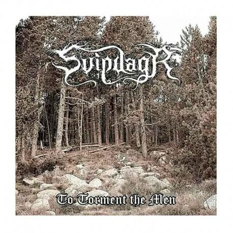 SVIPDAGR - To Torment The Men CD