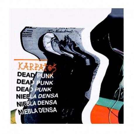 KARPATOS - Dead Punk, Niebla Densa  LP