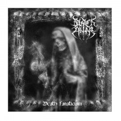 BLACK ALTAR - Death Fanaticism LP  Ed.Limitada