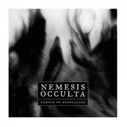NEMESIS OCCULTA - Temple Of Desolation CD Ltd