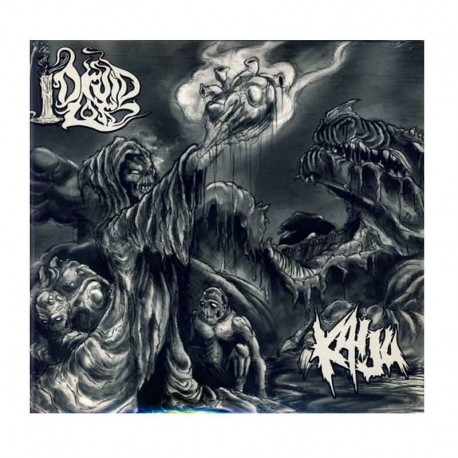 KAIJU / DRUID LORD - Split 7""