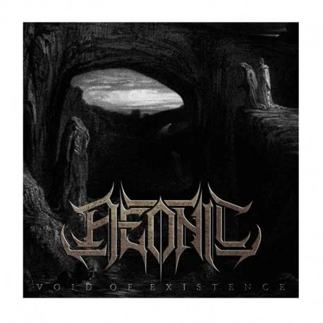 AEONIC - Void of Existence CD