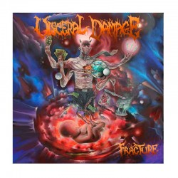 VISCERAL DAMAGE - Fracture CD
