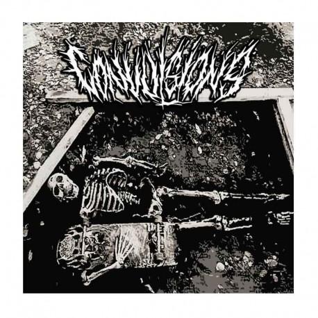 "CONVULSIONS - Convulsions 7"" EP"