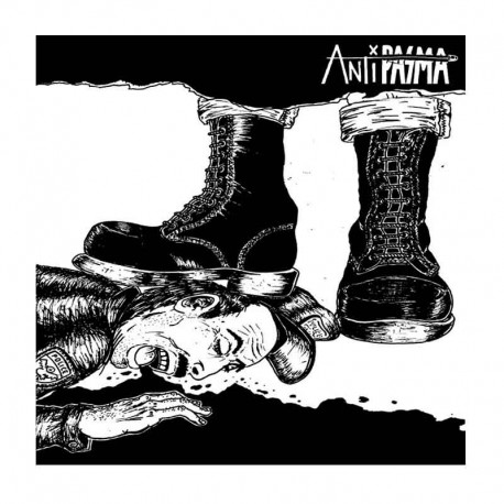 ANTIPASMA - Antipasma  LP, Limited Edition