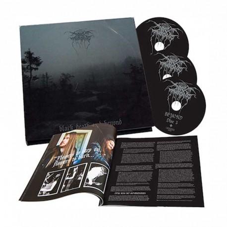 DARKTHRONE-Black Death And Beyond (3CD+Libro)