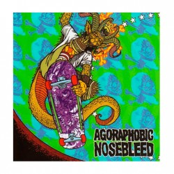 AGORAPHOBIC NOSEBLEED/TOTAL FUCKING DESTRUCTION
