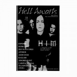 REVISTA HELL AWAITS Nº11