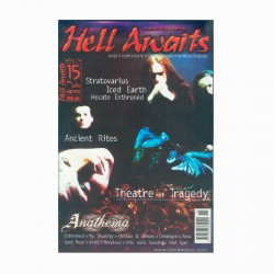 REVISTA HELL AWAITS Nº15