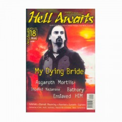 REVISTA HELL AWAITS Nº18