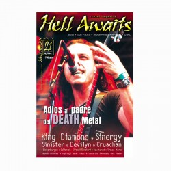 REVISTA HELL AWAITS Nº21
