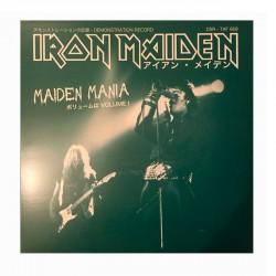 IRON MAIDEN - Maiden Mania Volumen I