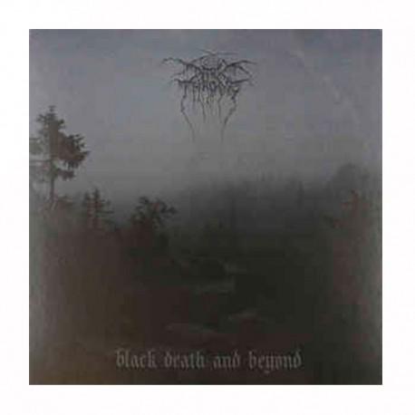DARKTHRONE-Black Death And Beyond (3LP+Libro)