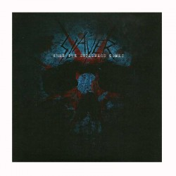 "SLAYER- When The Stillness Comes 7"" White"