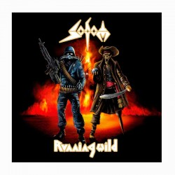 SODOM / RUNNING WILD - My Crosshairs / Warmongers