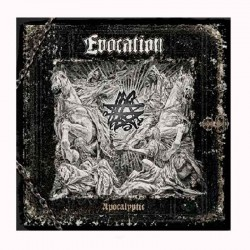 "EVOCATION - Apocalyptic 12"" (Colored vinyl)"