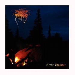 "DARKTHRONE - Arctic Thunder 12"" orange"
