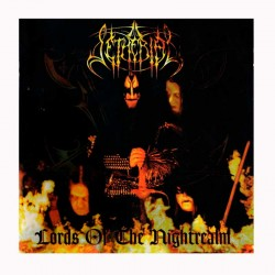 SETHERIAL - Lords Of The Nightrealm CD
