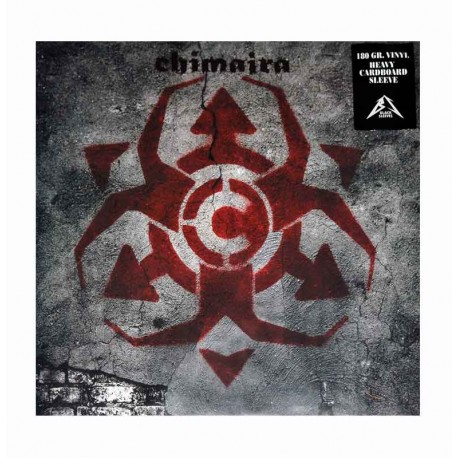 """CHIMAIDA - The Infection 2LP 12"""" Color"""