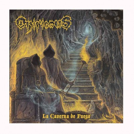 ONIRICOUS - La Caverna de Fuego CD